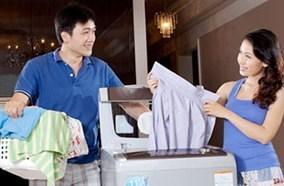 Máy giặt Samsung WA90F5S3QRW/SV 9kg lồng đứng
