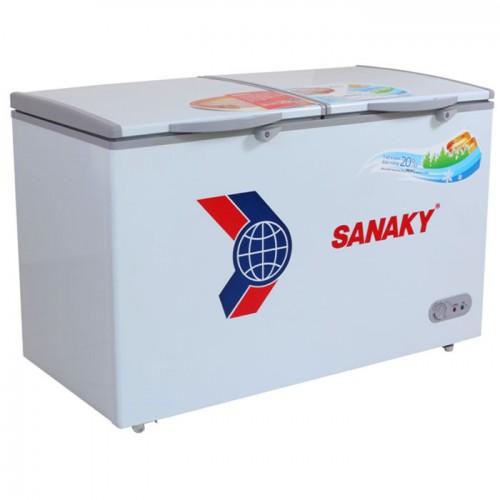 Tủ đông Sanaky VH-5699W1 569 lít 2 ngăn 2 cánh