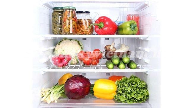 Rau củ quả và các loại nước uống sẽ được bảo quả tươi trong nhiều ngày