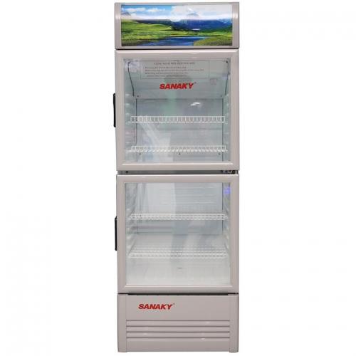 Tủ mát INVERTER Sanaky VH-358W3 siêu tiết kiệm điện năng