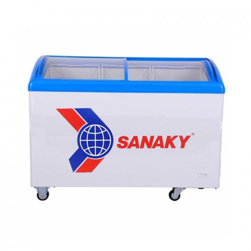 Tủ đông Inverter Sanaky VH-6899K3 dung tích 680 lít, thiết kế mặt kính cong