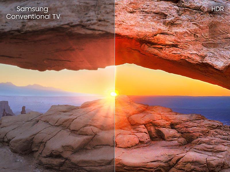 Tivi Samsung 55 inch UA55NU7500