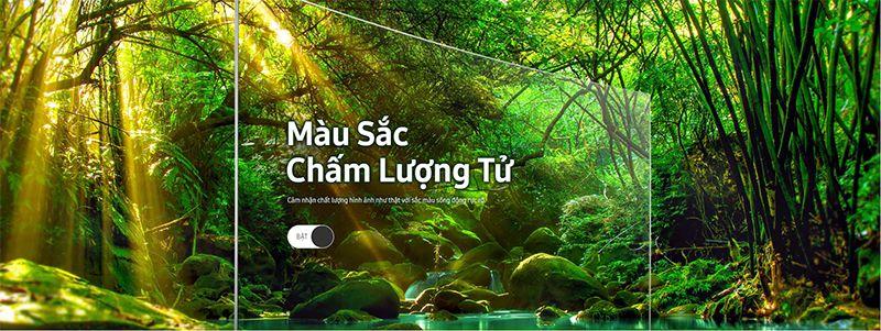Smart tivi Samsung QLED 55 inch 4K QA55Q7FNA