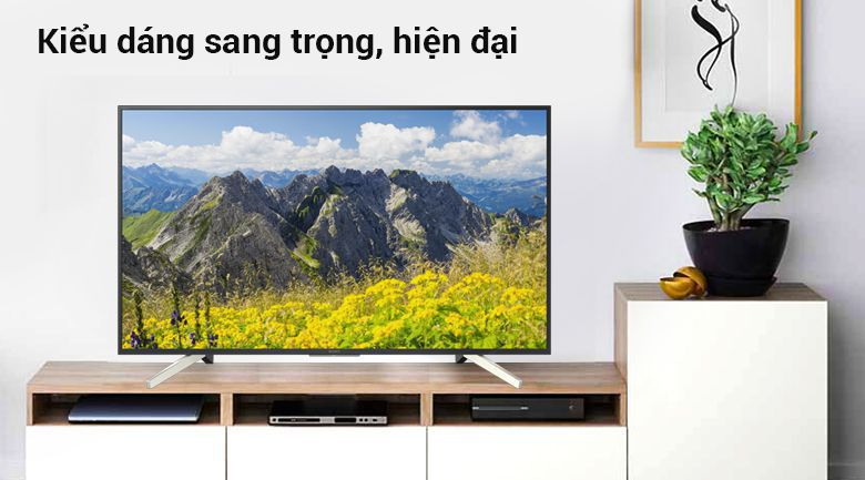 Android Tivi Sony 55 inch 4K KD-55X7500F