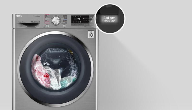 Thêm Đồ Giặt