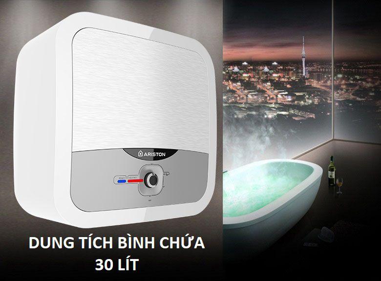 Bình nước nóng Ariston AN2 30 RS 2.5 FE là bình nước nóng gián tiếp