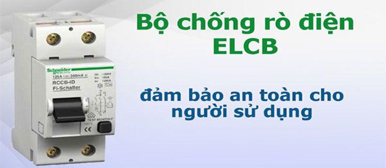 Bình nước nóng Ariston AN2 30 RS 2.5 FE 30 lít được trang bị cầu sao chống rò điện ELCB