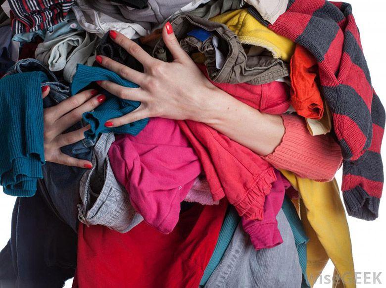 Khối lượng giặt giũ đáng kể