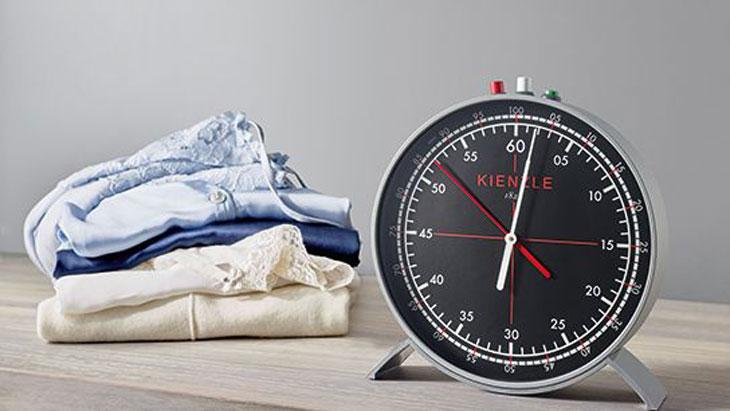 Máy giặt Electrolux được trang bị công nghệ Quick 15 & Daily 60