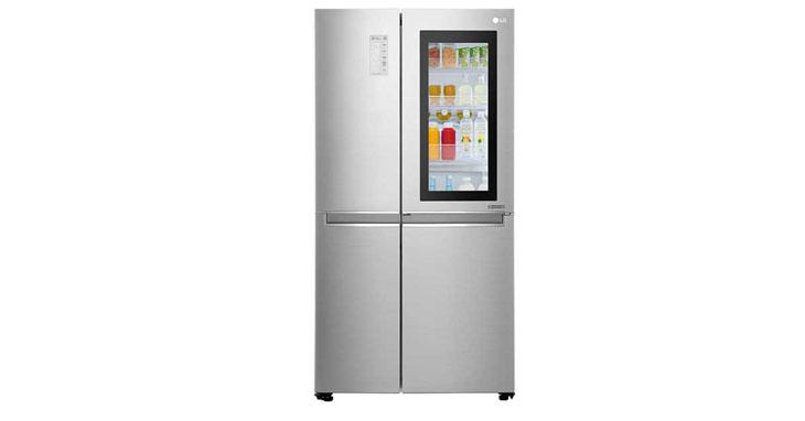 InstaView Door-in-Door™ trang bị trên dòng tủ lạnh LG GR-Q247JS 626 lít