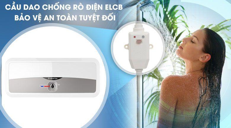 Cầu dao chống giật điện ELCB thông minh bảo vệ an toàn tuyệt đối