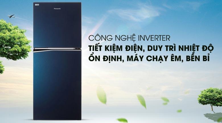 Tủ lạnh Panasonic trang bị công nghệ inverter