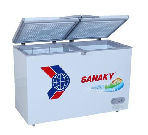 Tủ đông Sanaky VH-2899A1 dàn đồng 280 lít